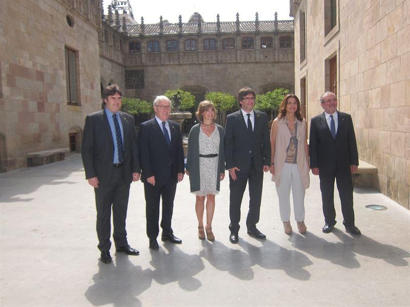 Las diputaciones avanzan al Govern 87 millones de euros