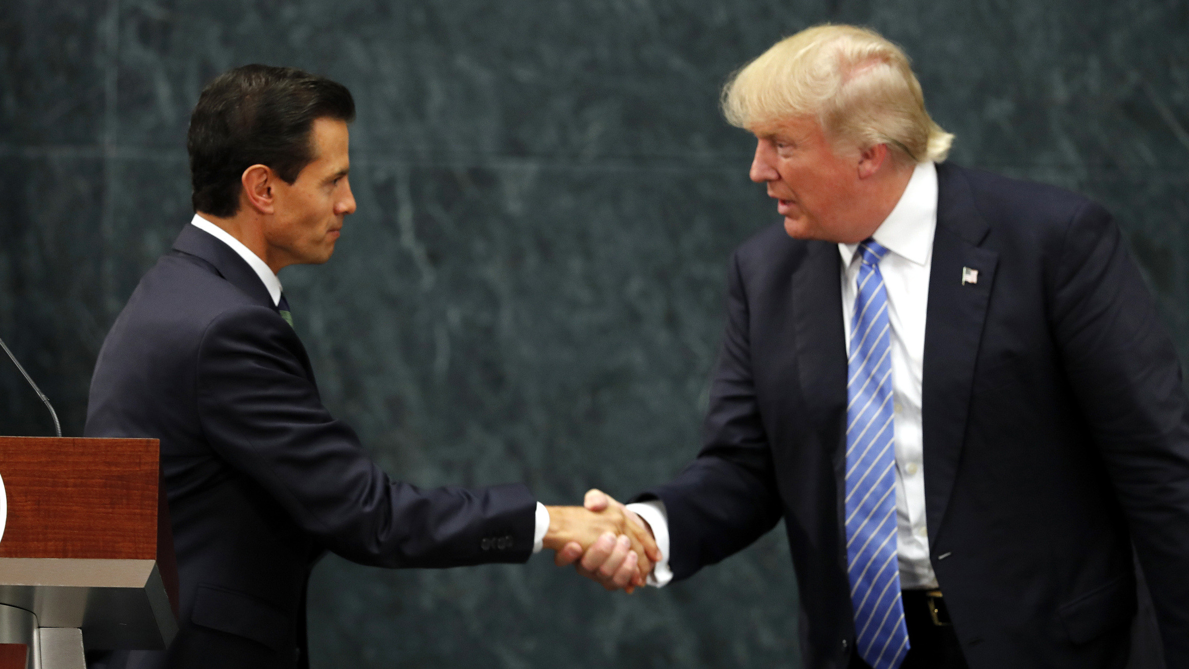 Donald trump mexico