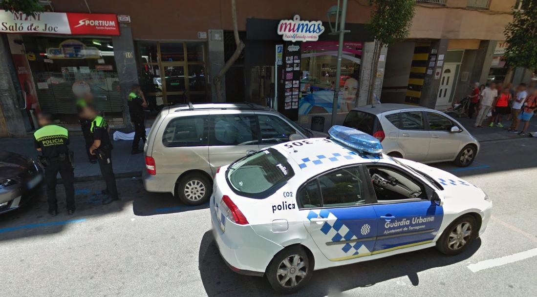 Google maps tarragona