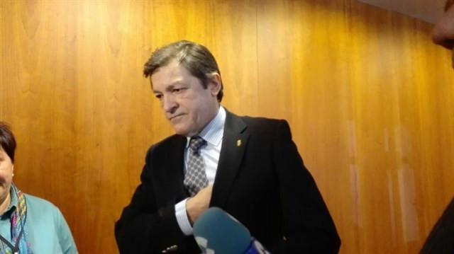 Javier fernandez PSOE
