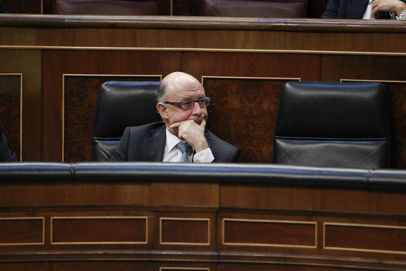 Hacienda abre una cuenta en el banco de espa a para for Banco abierto sabado madrid