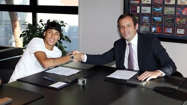 Neymar rosell 1