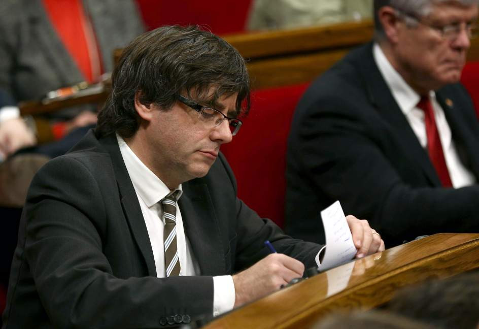 Puigdemont cuestion conf