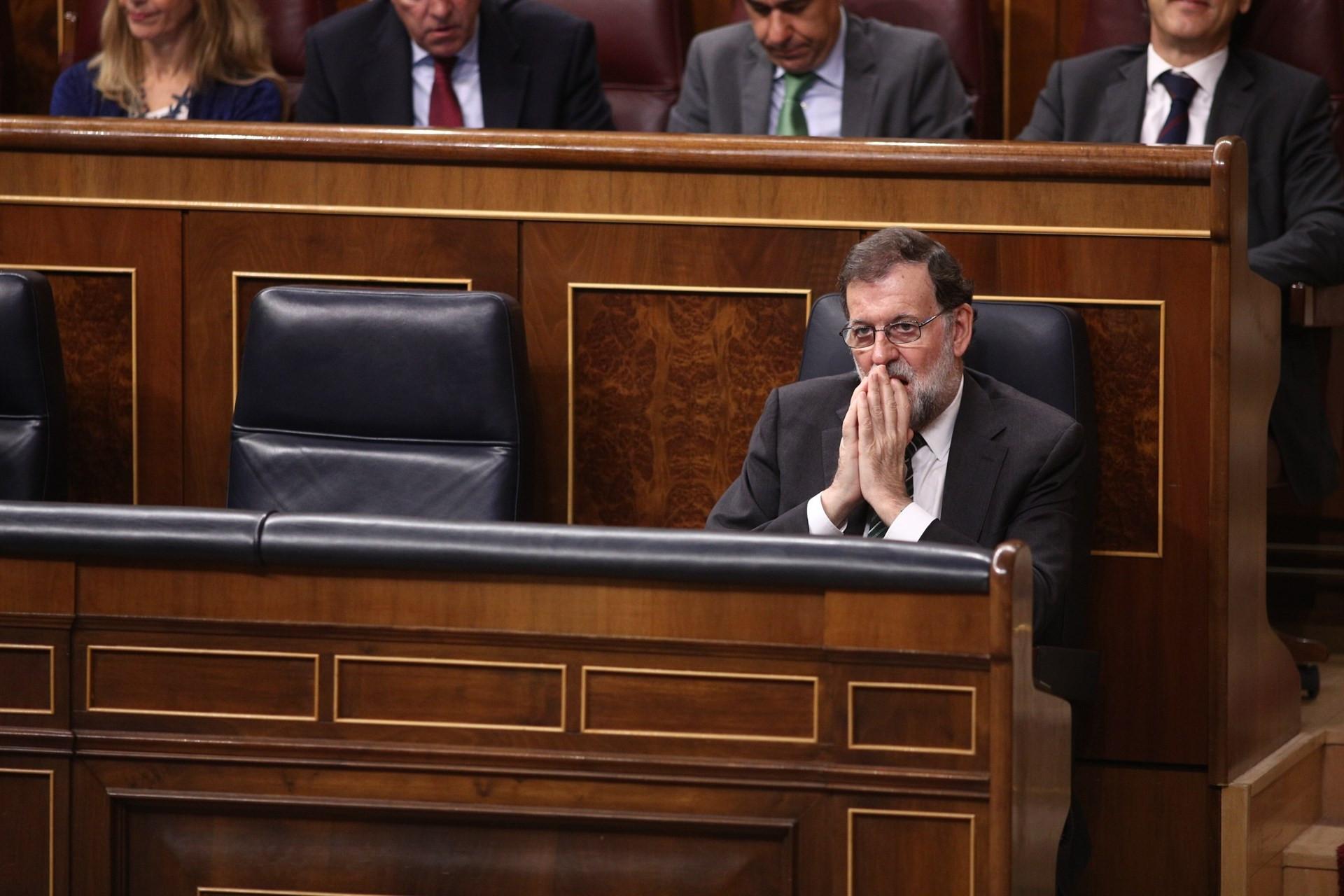 Rajoy congreso
