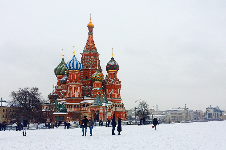 Rusia pixabay