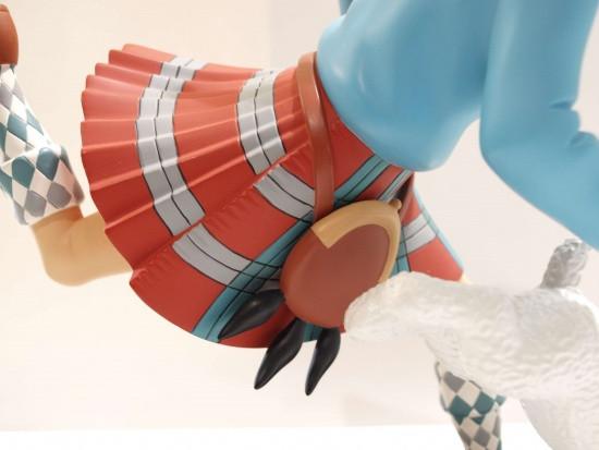 Tintin falda 1