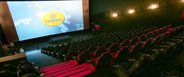 Cinesa diagonal mar barcelona el cine m s caro de toda for Entradas cine barcelona
