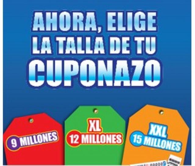 Premio de el cuponazo en sabadell for El cuponazo de la once