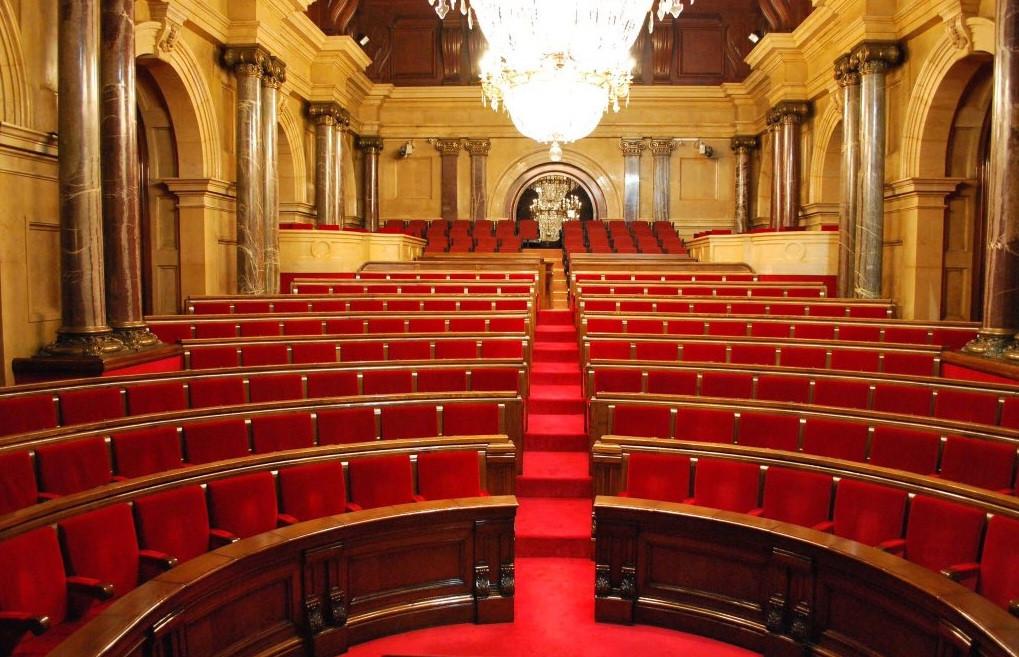 Parlament vacío