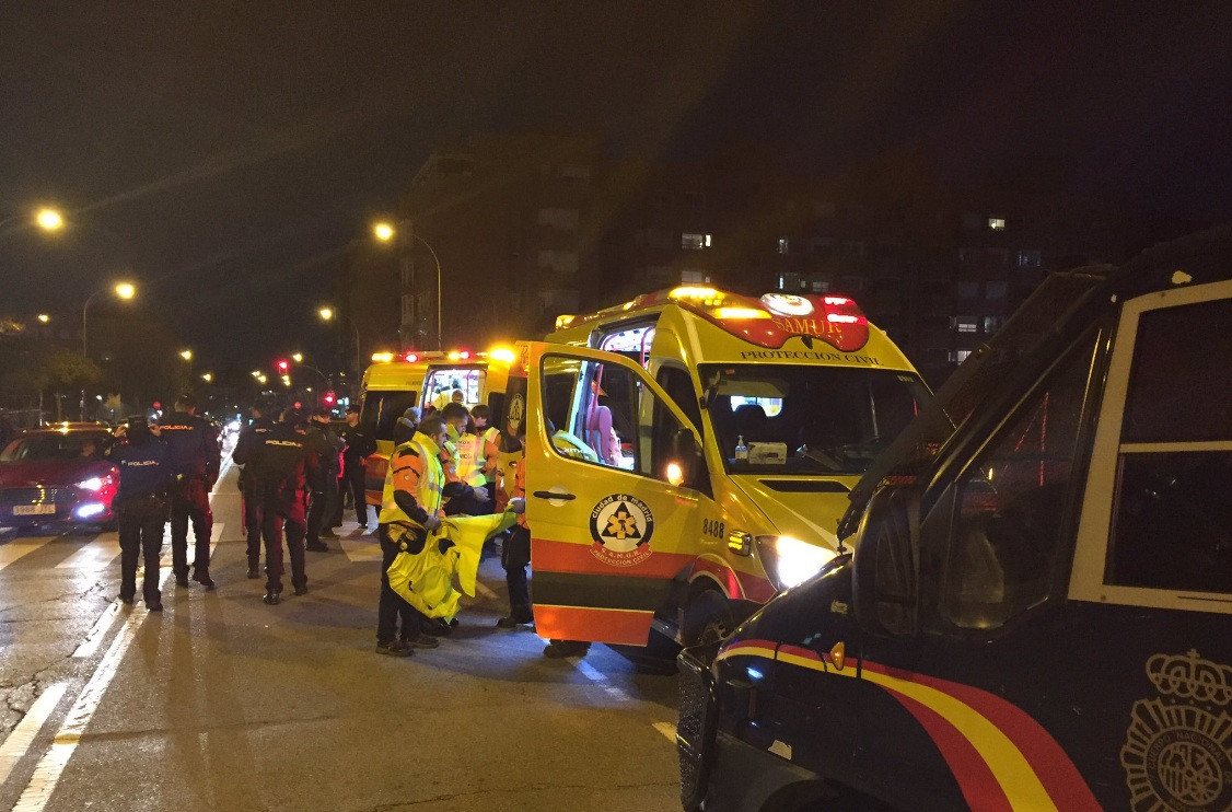 Emergencias madrid