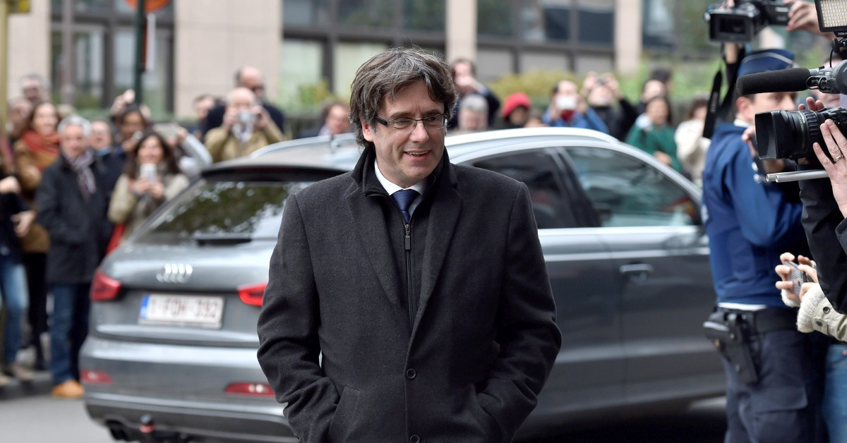 Puigdemont coche