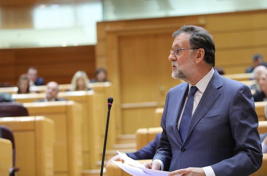 Rajoy senado 06032018