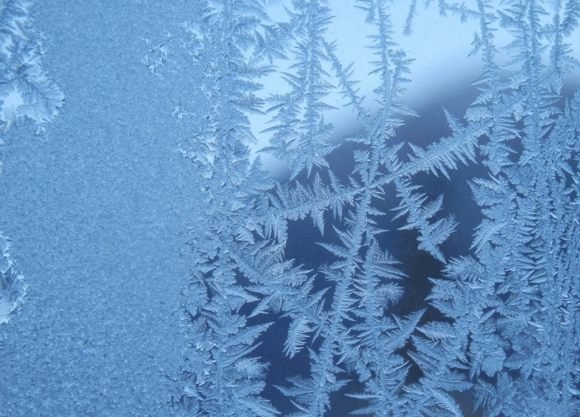 Hielo nieve helada