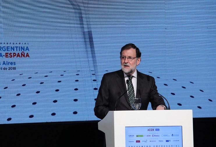Rajoy 10042018