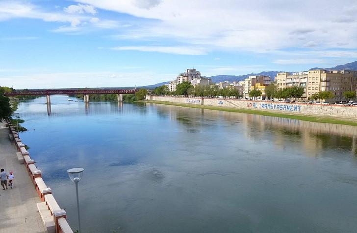 Tortosa río ebro 10042018