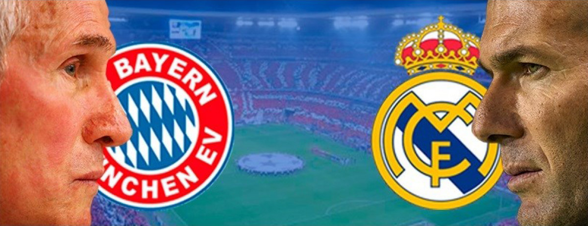 Real madrid bayern seguridad