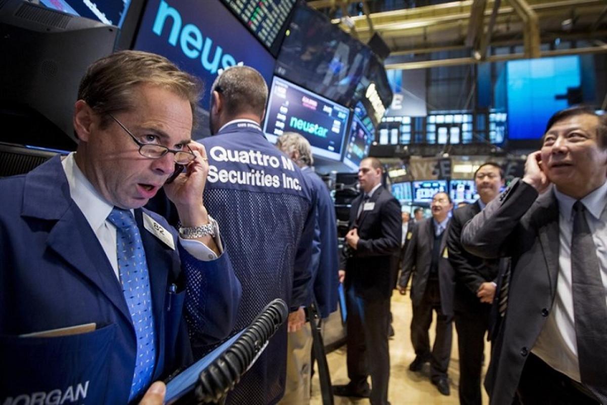 Agente bolsa sector financiero broker 14052018