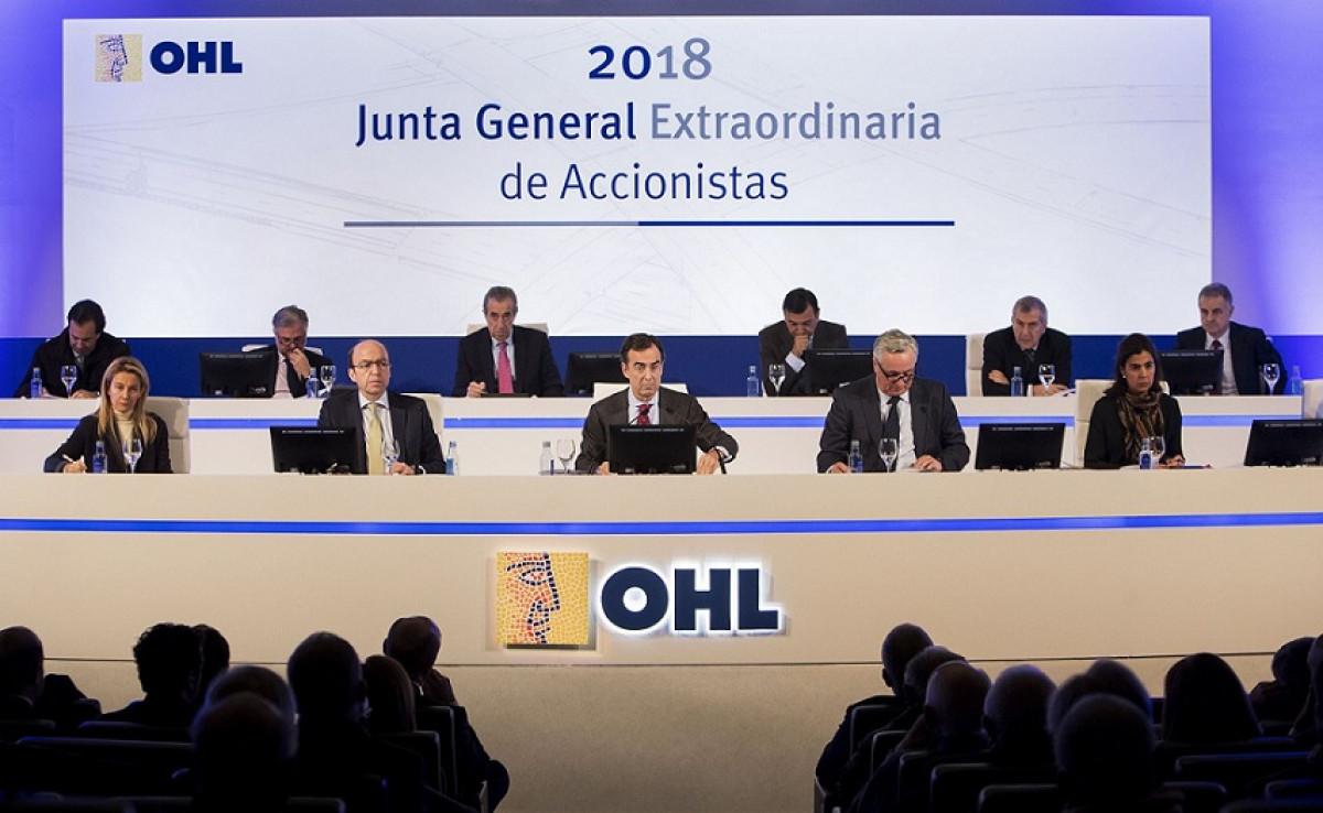 Ohl junta accionistas 16052018