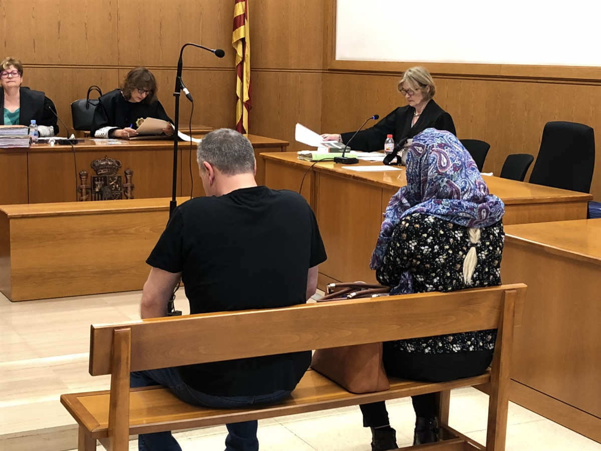 Juicio audiencia barcelona abuso sexual