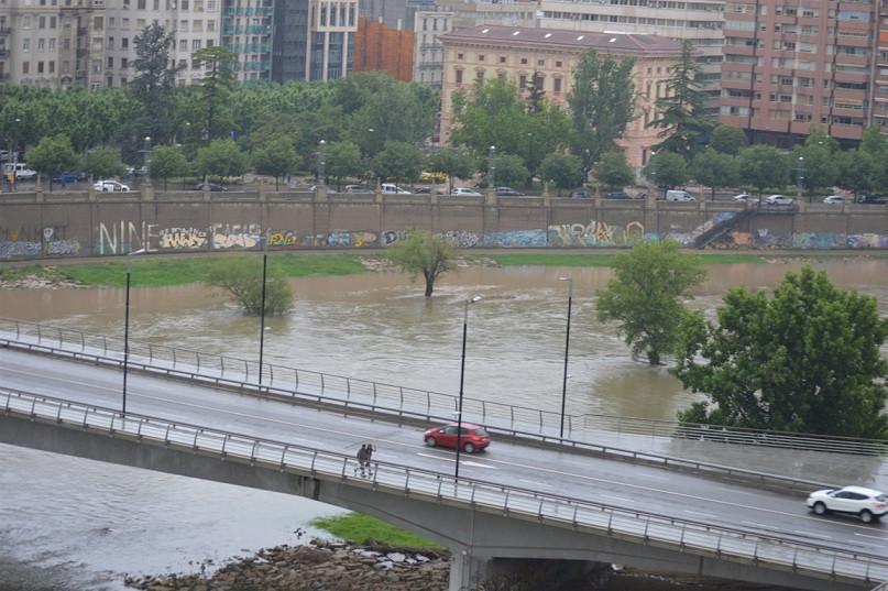 Río segre lleida 28052018