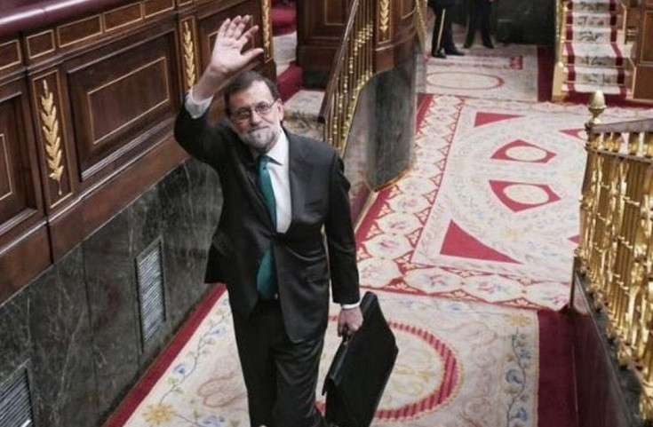 Rajoy adios congreso 31052018