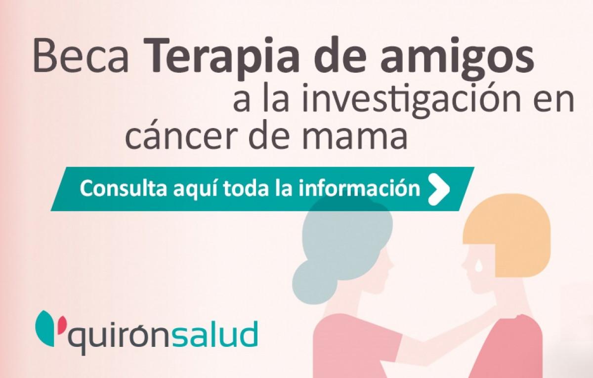 TERAPIA DE AMIGOS BECA CAST
