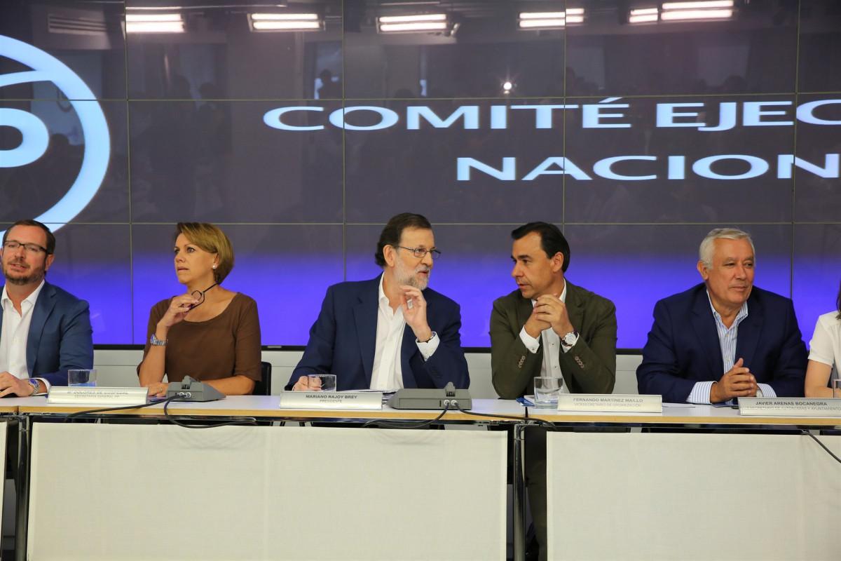 Comitu00e9 Ejecutivo Nacional del PP