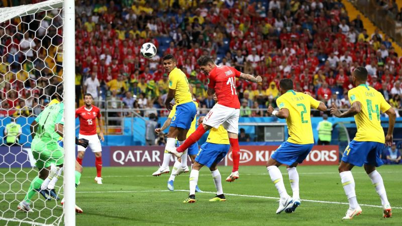 Suiza brasil mundial gettyimages