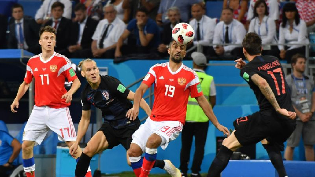 Rusia croacia mundial gettyimages