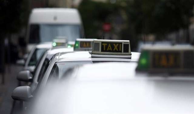 Taxi madrid ep