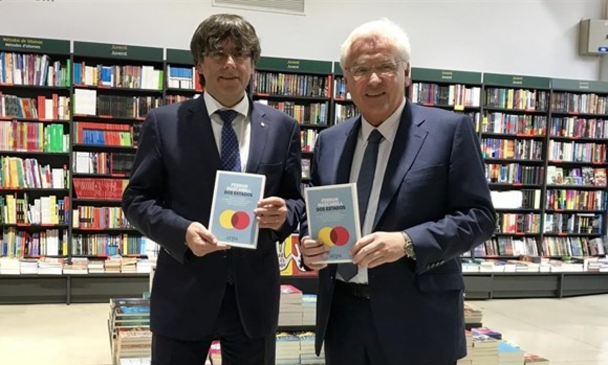Puigdemont y mascarell ep