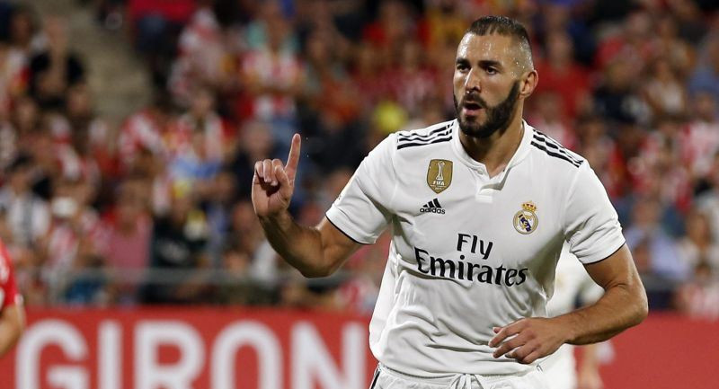 Benzema madrid gettyimages