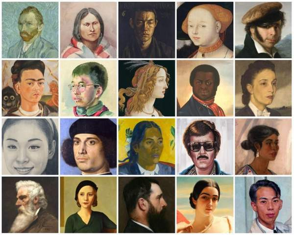 The Google Arts & Culture app lets you find your art twin (Google)