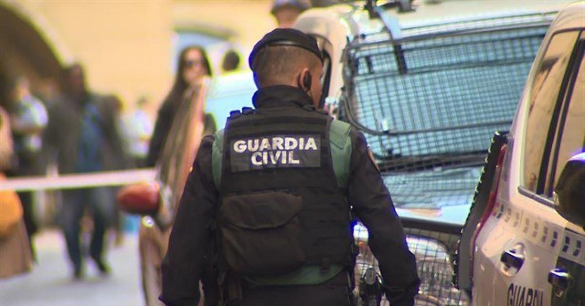 Guardia civil catalunya ep