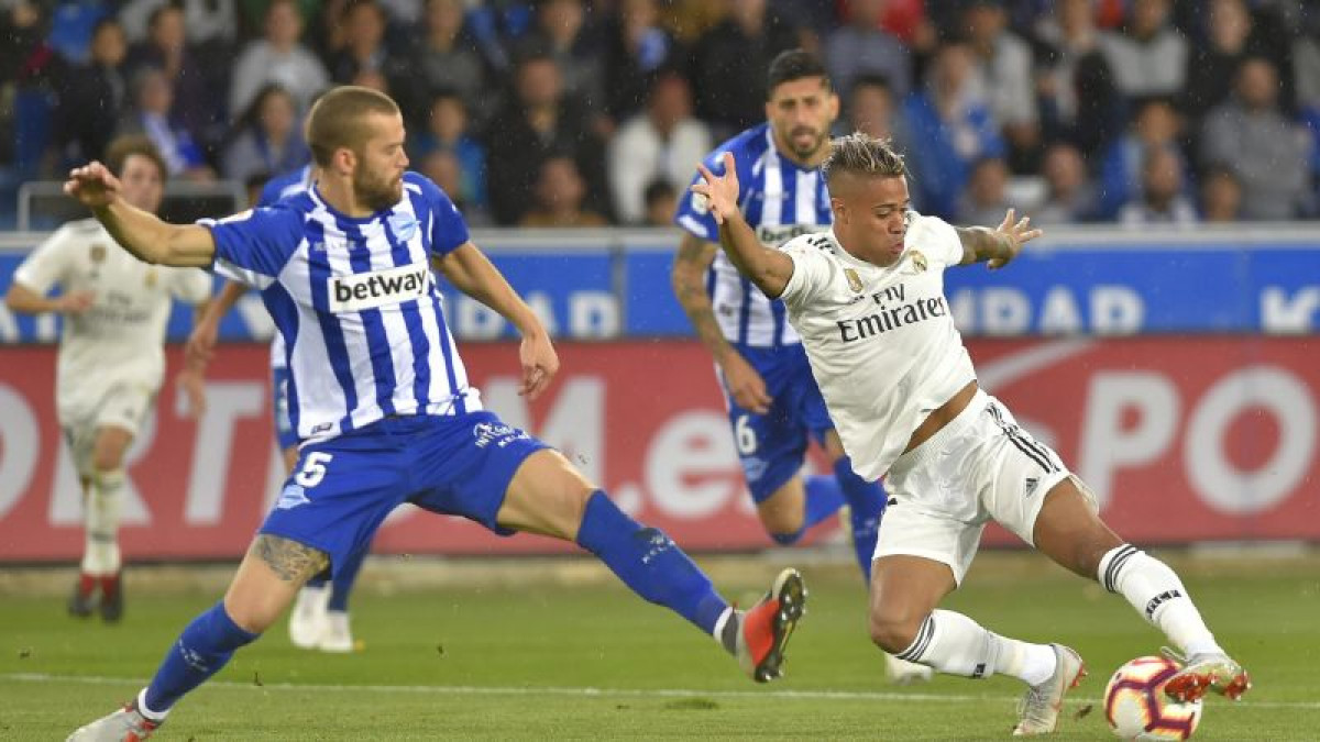 Alaves madrid liga eurosport