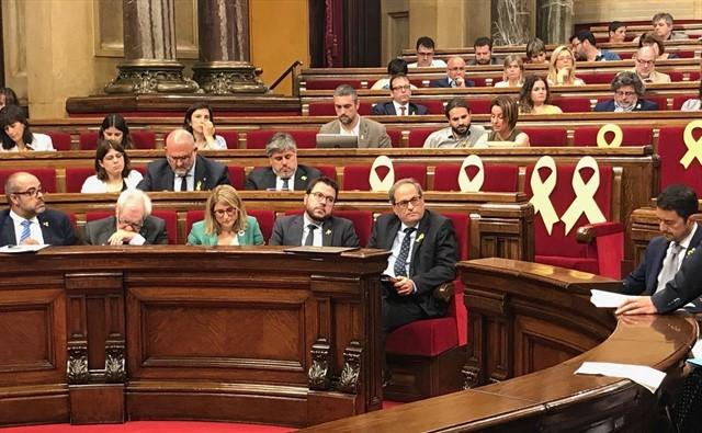 Parlament torra ep