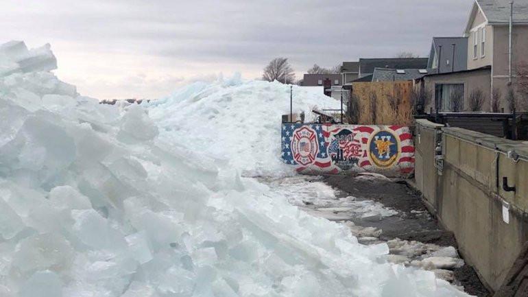 Tsunami de hielo en Noerteamu00e9rica, Town of Hamburg Emergency Services