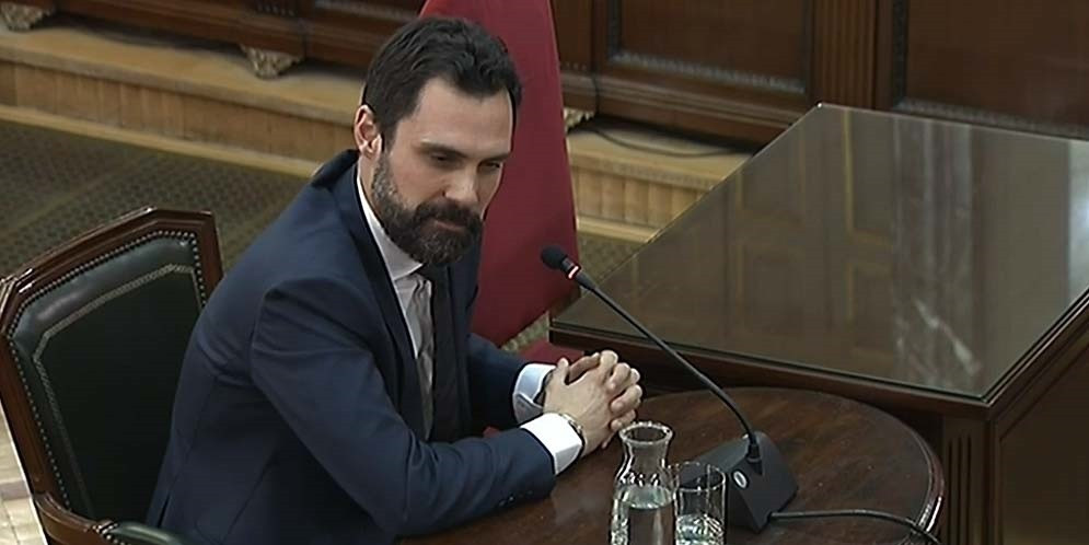 Roger torrent tribunal supremo