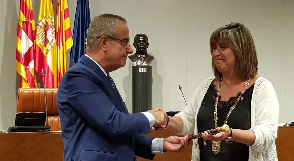 Nu00faria Maru00edn, nueva presidenta de la Diputaciu00f3n de Barcelona con los votos de JxCat