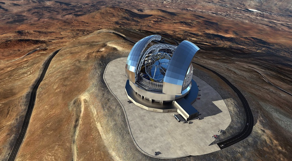 Extremely Large Telescope seru00e1 muy innovador