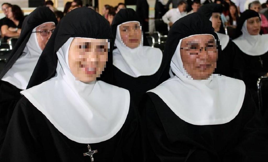 Monjas, religiosas