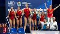 España vence a Rusia en la final del Europeo de waterpolo femenino