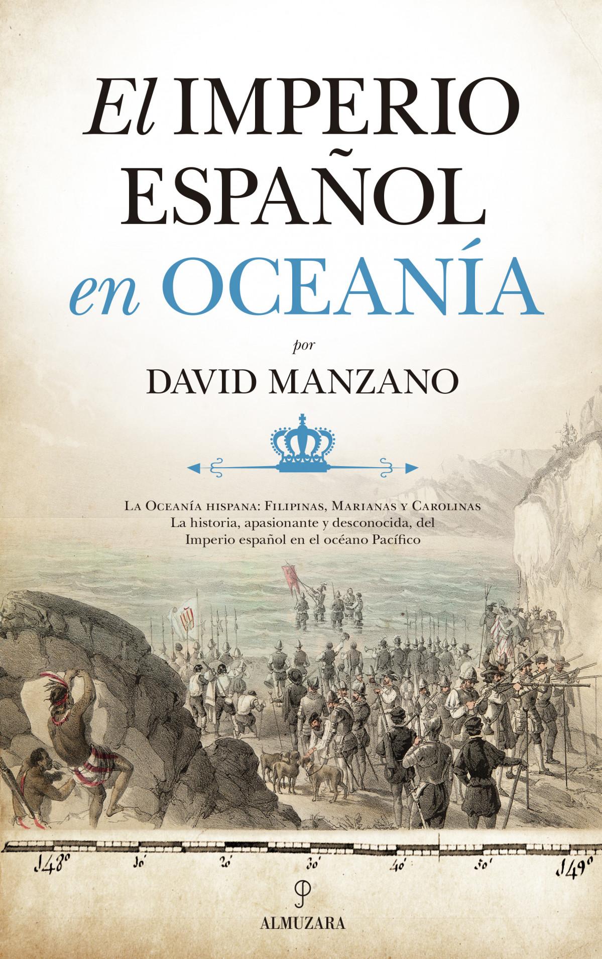 Libros El Imperio espau00f1ol en Oceanu00eda