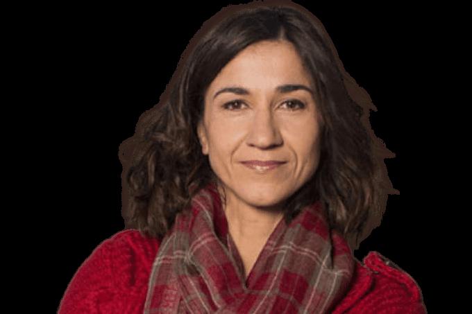 Anna Figuera  dircom de Quim Torra abandona la Generalidad de Cataluna