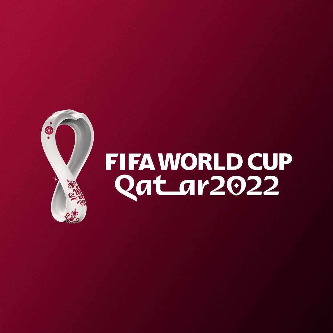 A picture made available by the Supreme Committee for Delivery & Legacy (SC) shows the official emblem of the 22nd edition of the FIFA World Cup, which to take place in Qatar in 2022. Photo: -/Supreme Committee for Delivery & Legacy/dpa