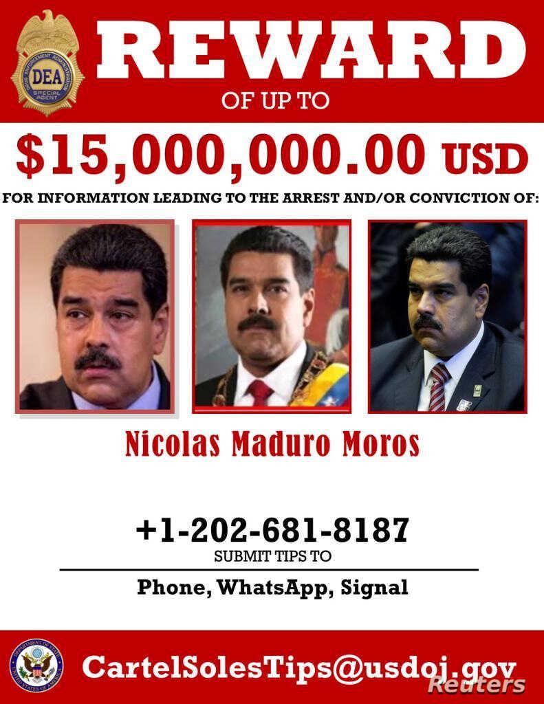 Maduro Reward