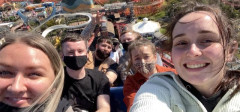 Group Of Friends Get Stuck On UK's Highest Rollercoaster