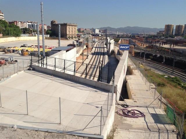 Sagrera Barcelona 1