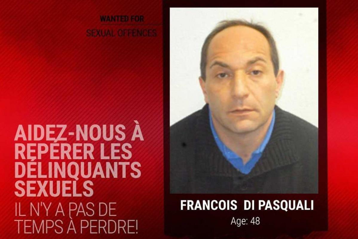 Il etait el homme le más recherche de France Francois di Pasquali Arrêté