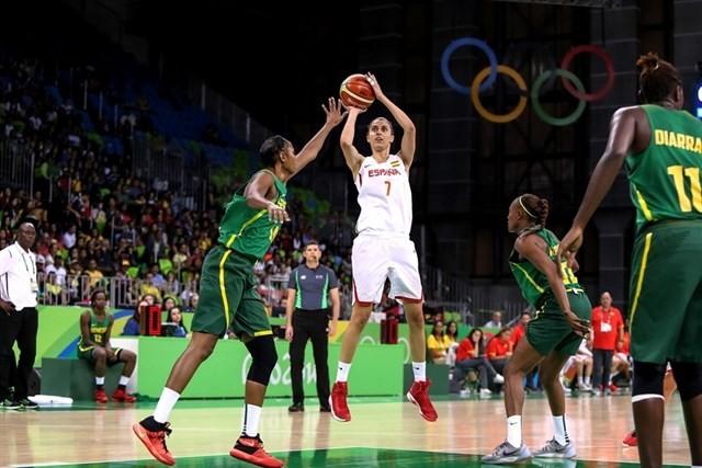 El baloncesto femenino, en cuartos de final de Río
